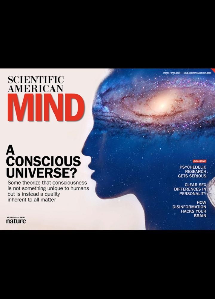 [美国版]科学美国人脑科学-Scientific American Mind - 2020年03-04月