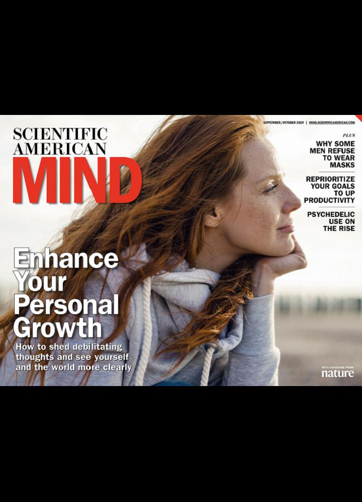 [美国版]科学美国人脑科学-Scientific American Mind - 2020年09-10月