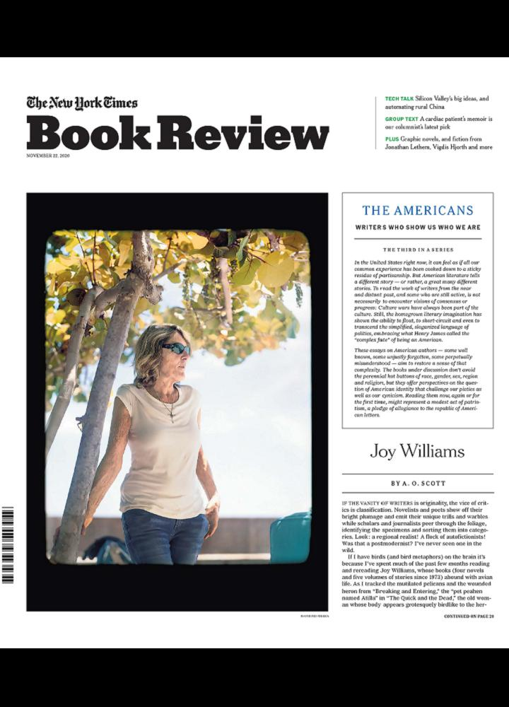 [美国版]纽约时报书评-The New York Times Book Review - 2020.11.22