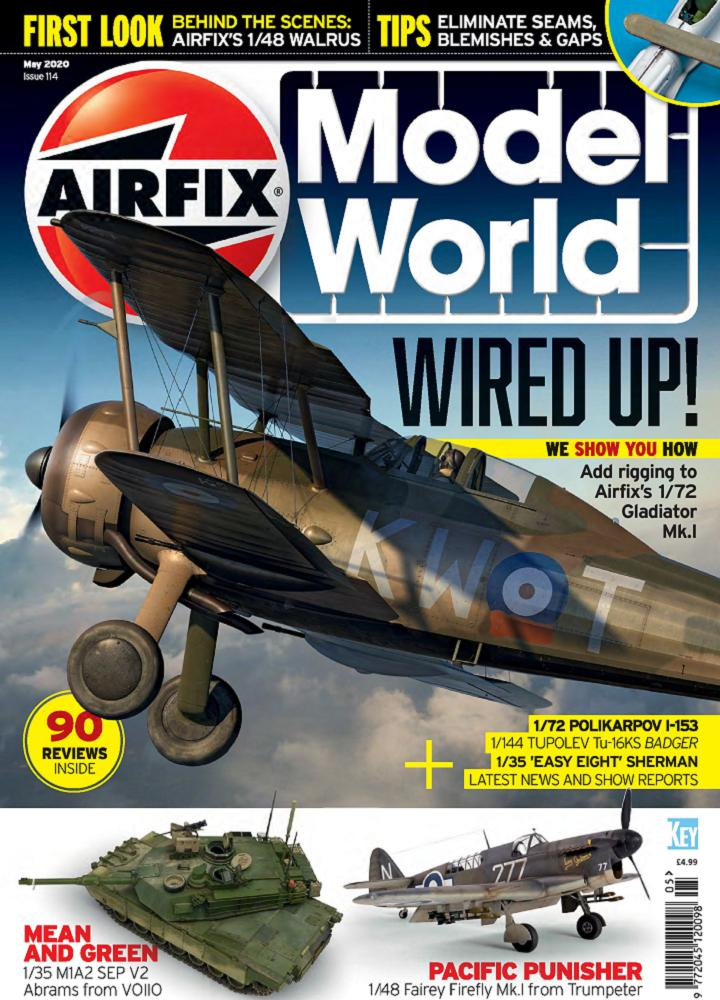 [英国版]Airfix Model World - 2020年05月