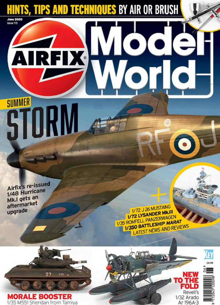 [英国版]Airfix Model World - 2020年06月