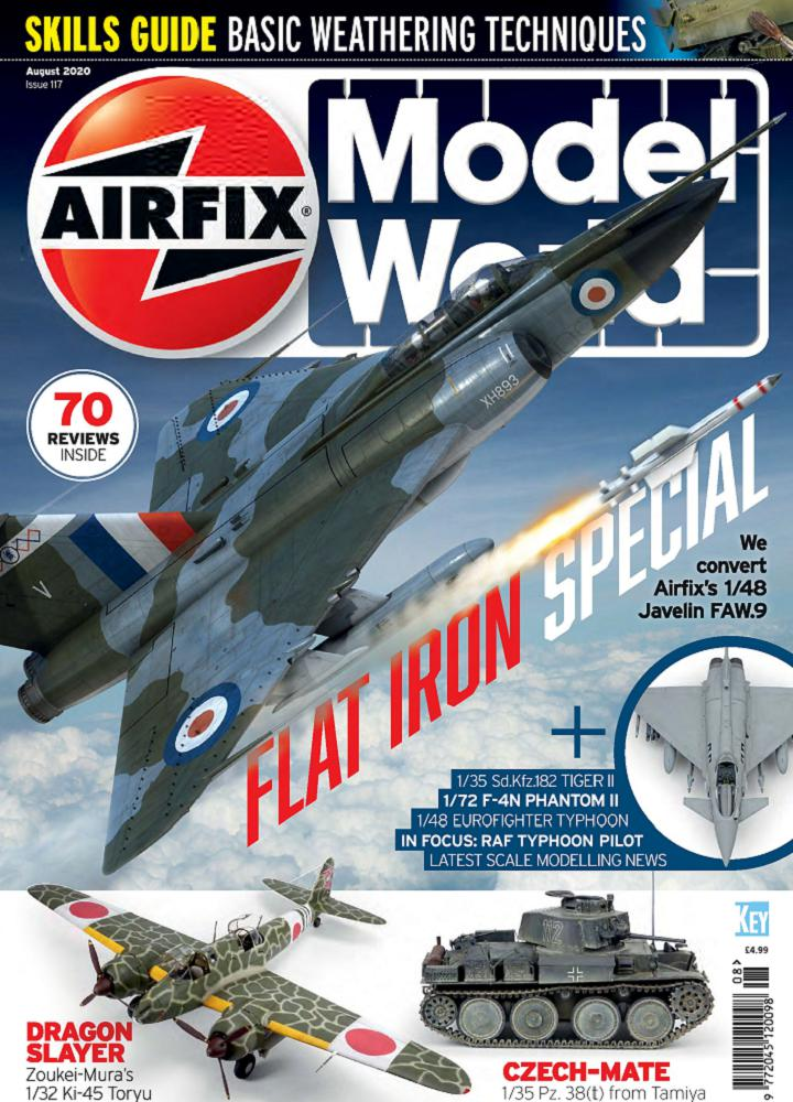 [英国版]Airfix Model World - 2020年08月