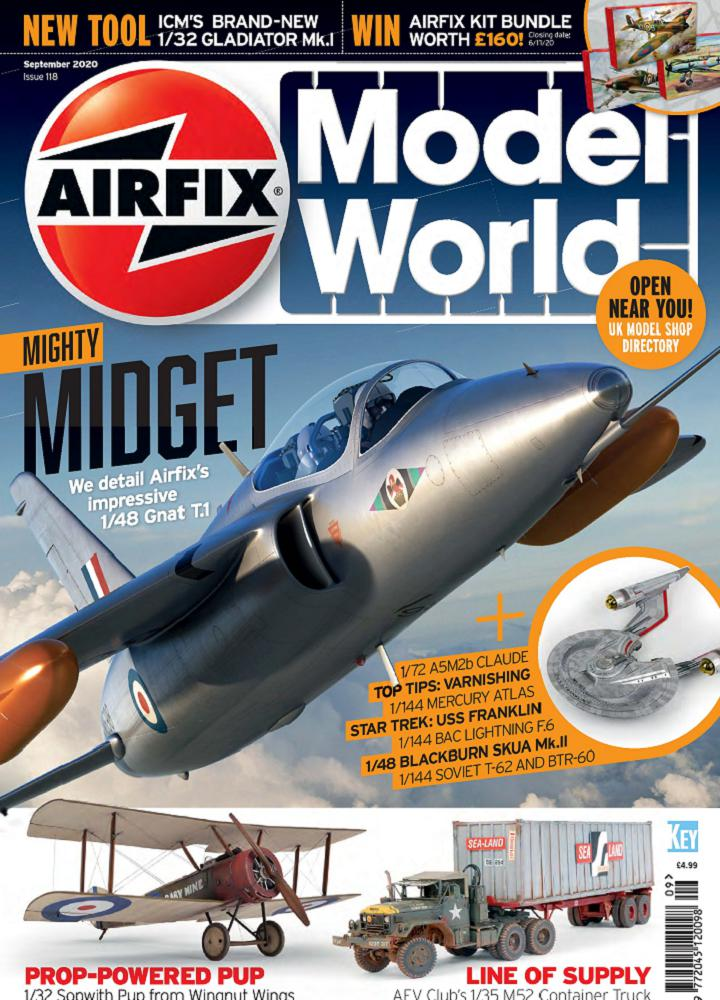[英国版]Airfix Model World - 2020年09月