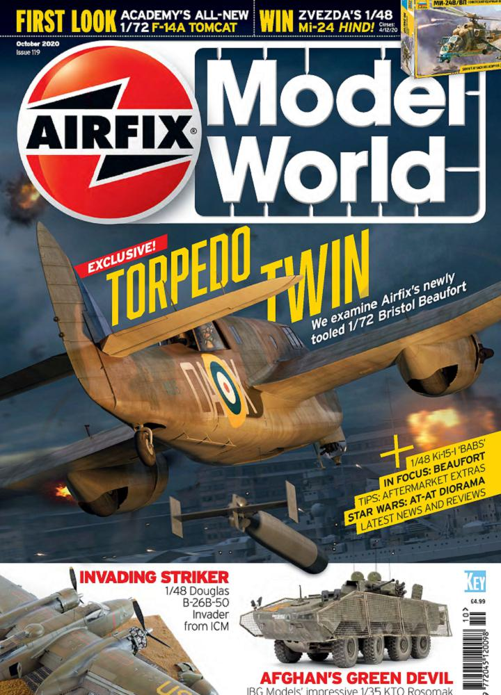 [英国版]Airfix Model World - 2020年10月