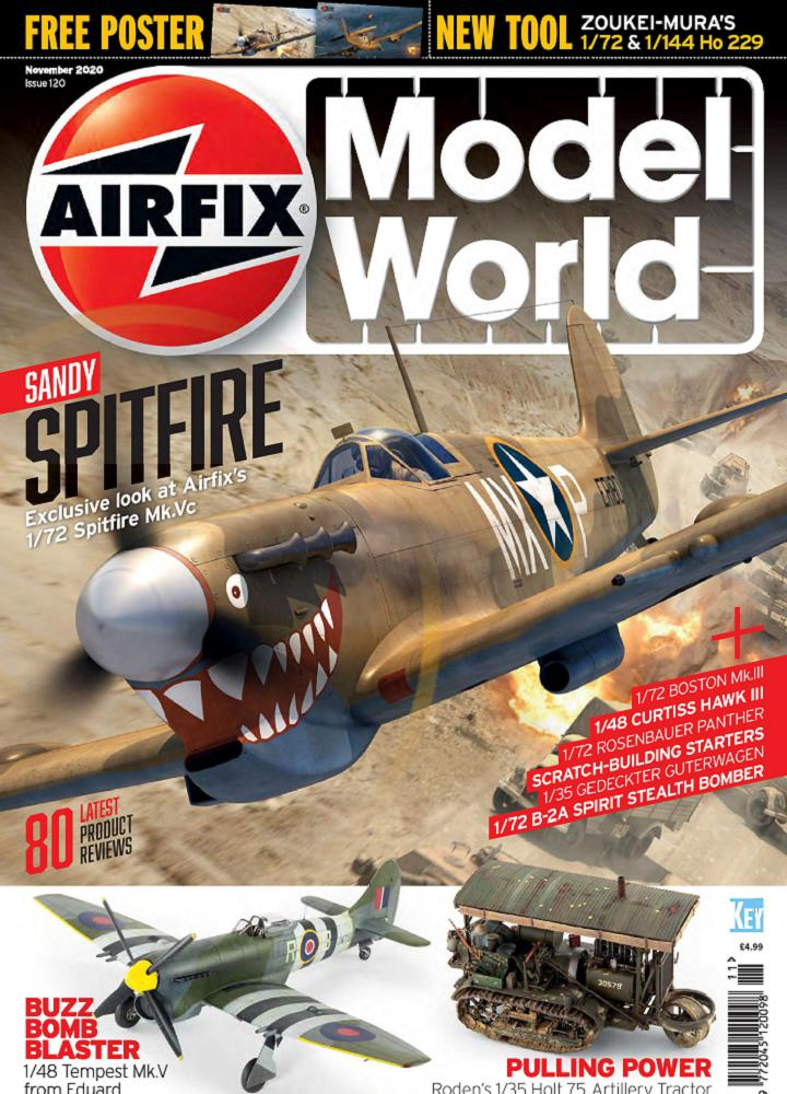 [英国版]Airfix Model World - 2020年11月