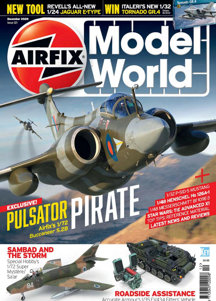 [英国版]Airfix Model World - 2020年12月