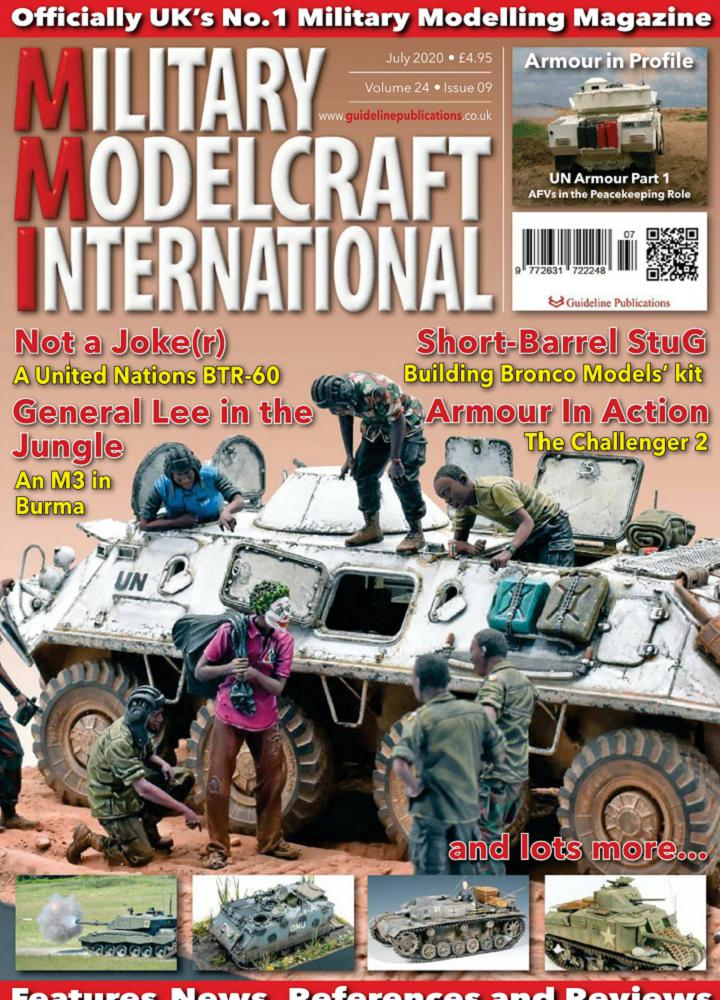 [美国版]Military Modelcraft International - 2020年08月