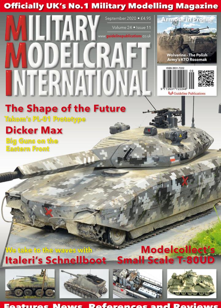 [美国版]Military Modelcraft International - 2020年09月