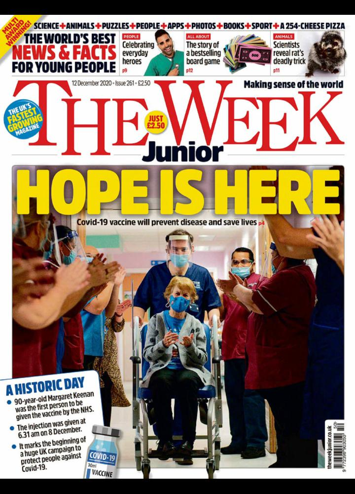 [英国版]The Week Junior - 2020.12.12