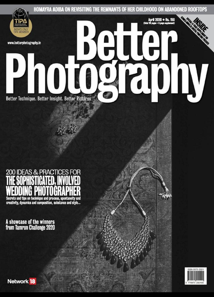 [印度版]Better Photography - 2020年04月