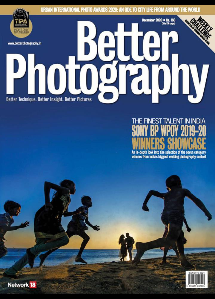 [印度版]Better Photography - 2020年12月