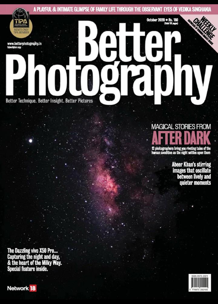 [印度版]Better Photography - 2020年10月