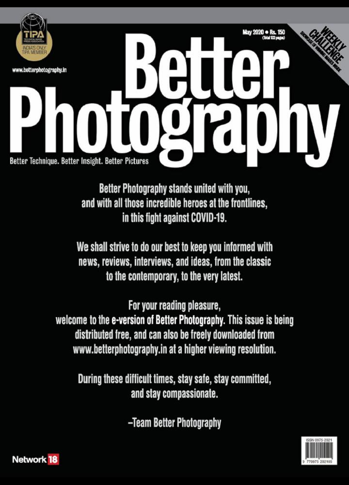 [印度版]Better Photography - 2020年05月