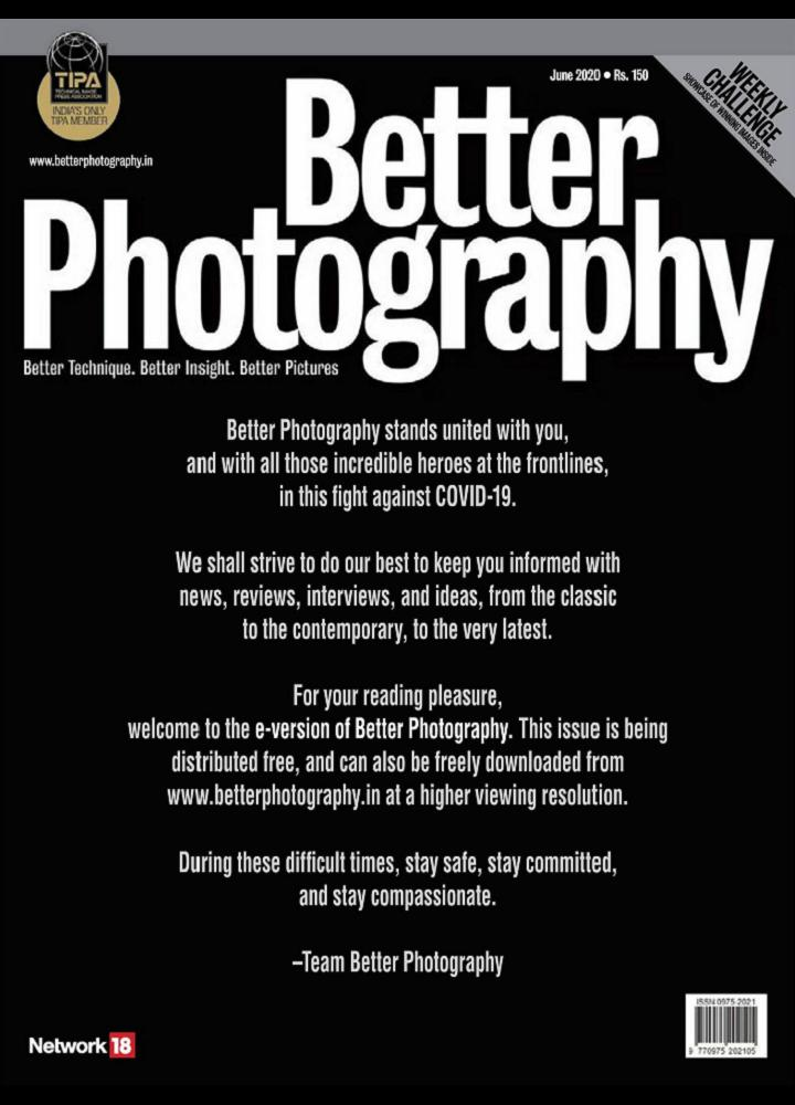 [印度版]Better Photography - 2020年06月