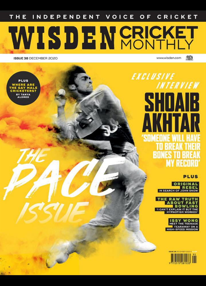 [英国版]Wisden Cricket Monthly - 2020年12月