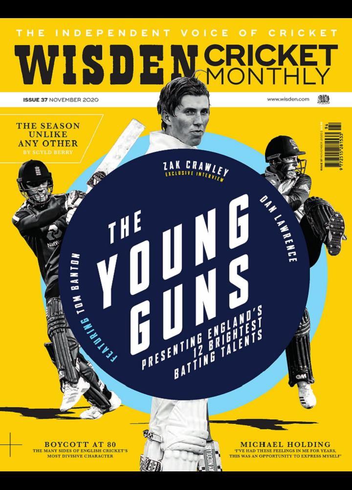[英国版]Wisden Cricket Monthly - 2020年11月