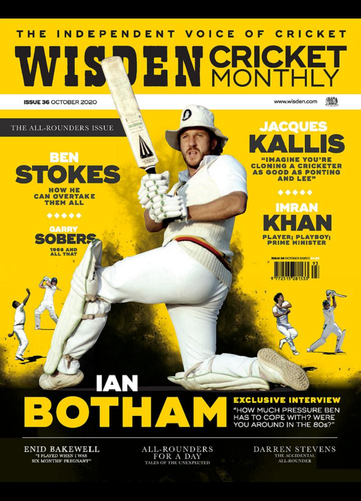 [英国版]Wisden Cricket Monthly - 2020年10月