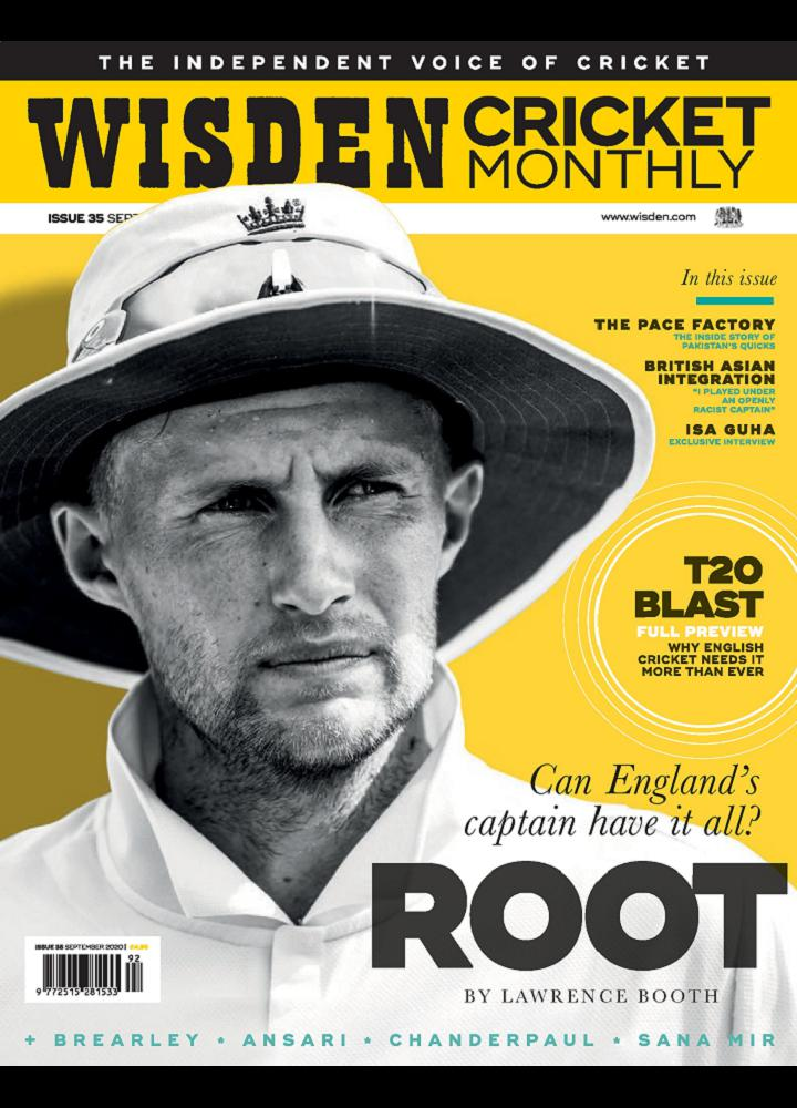 [英国版]Wisden Cricket Monthly - 2020年09月