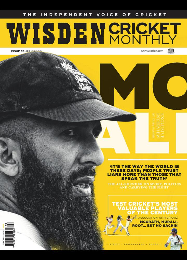 [英国版]Wisden Cricket Monthly - 2020年07月