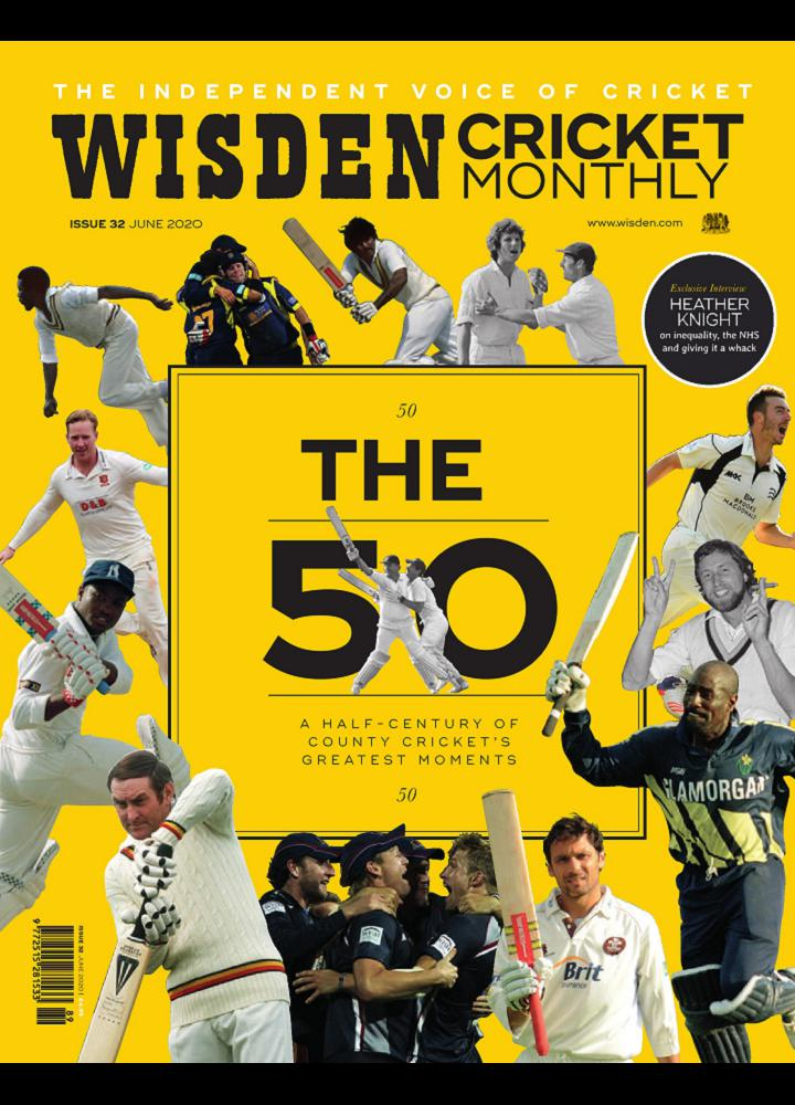 [英国版]Wisden Cricket Monthly - 2020年06月