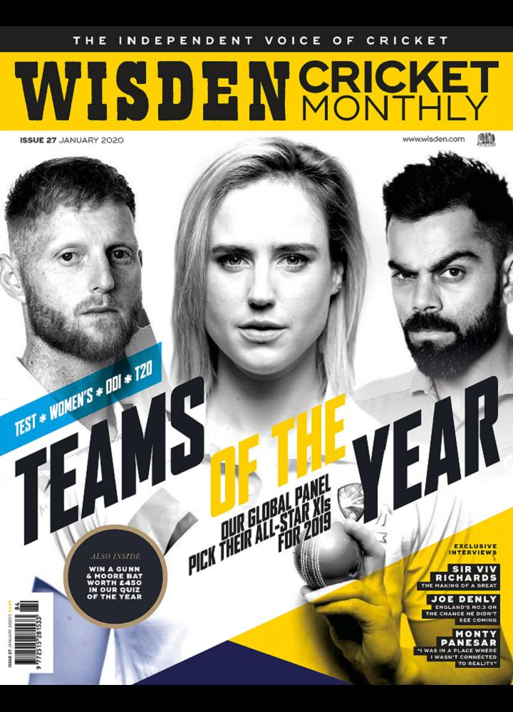 [英国版]Wisden Cricket Monthly - 2020年01月