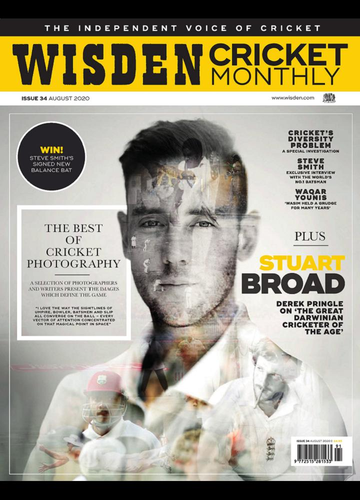 [英国版]Wisden Cricket Monthly - 2020年08月