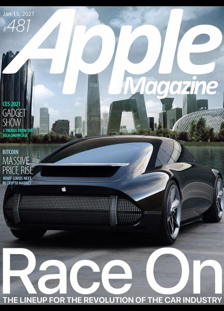 [美国版]苹果周刊-Apple Magazine - 2021.01.15