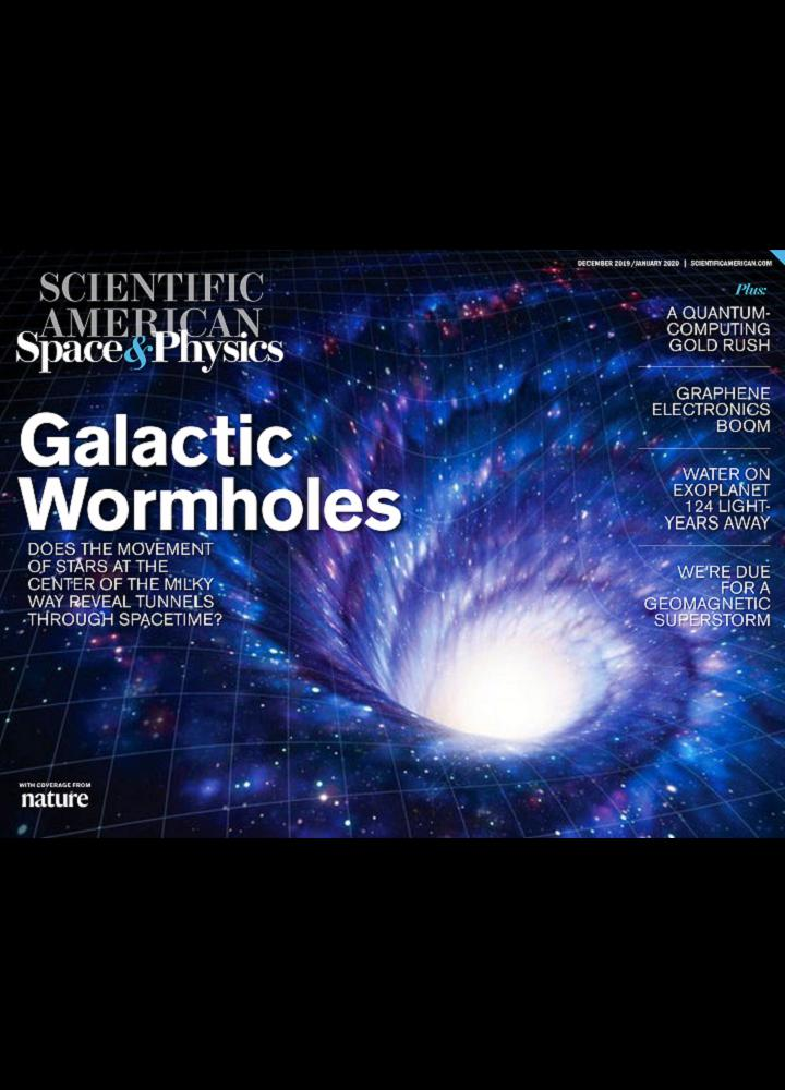 [美国版]Scientific American Space And Physics - 2020年01月