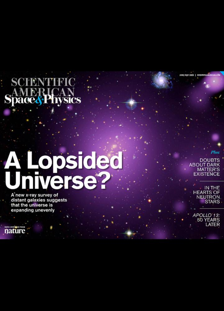 [美国版]Scientific American Space And Physics - 2020年06-07月