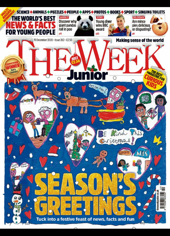 [英国版]The Week Junior - 2020.12.19
