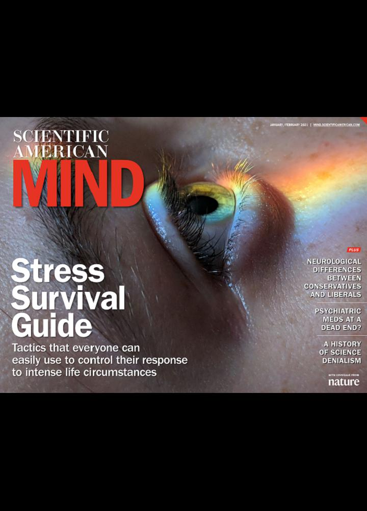 [美国版]科学美国人脑科学-Scientific American Mind - 2021年01-02月