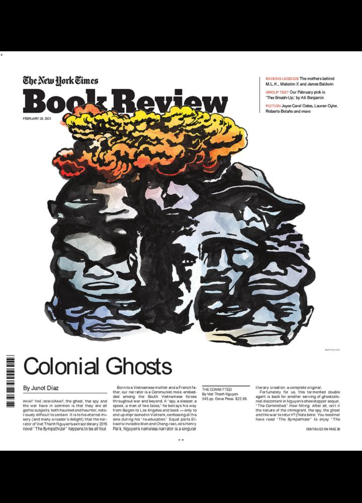 [美国版]纽约时报书评-The New York Times Book Review - 2021.02.28