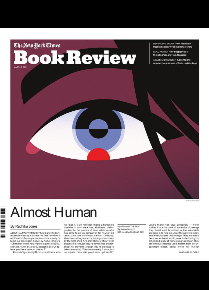 [美国版]纽约时报书评-The New York Times Book Review - 2021.03.07