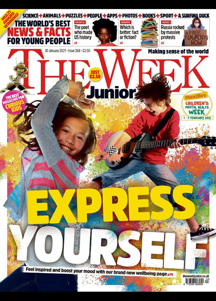 [英国版]The Week Junior 2021.01.30 英国版 The Week Junior 周刊 第1张