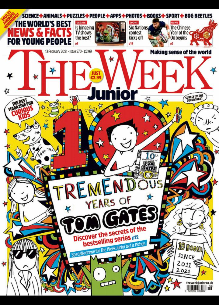 [英国版]The Week Junior - 2021.02.13