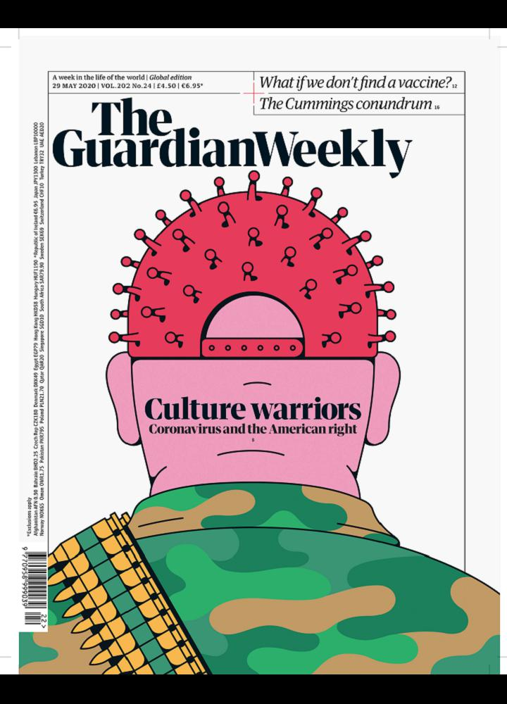 [英国版]卫报周刊 The Guardian Weekly 2020.05.29 英国版 The Guardian Weekly 周刊 第1张