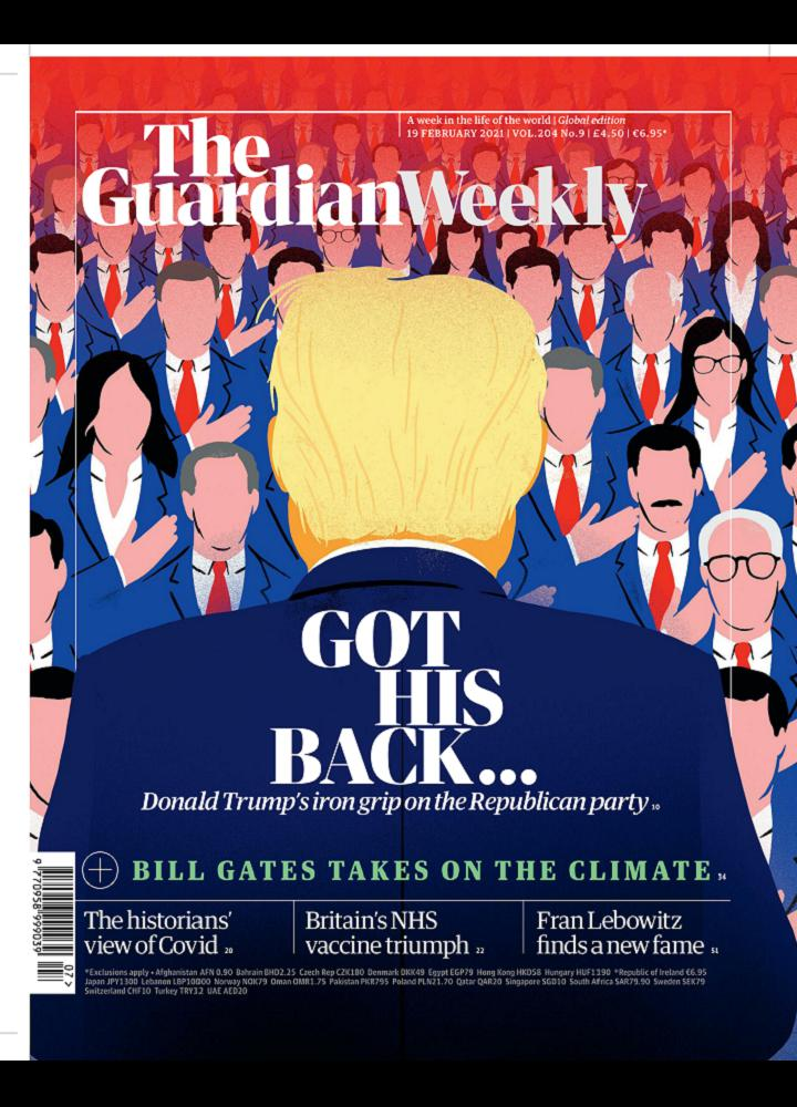 [英国版]卫报周刊 The Guardian Weekly 2021.02.09 英国版 The Guardian Weekly 周刊 第1张