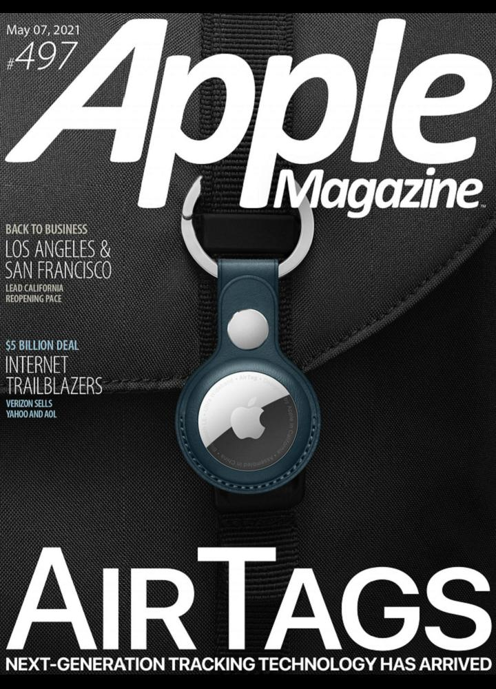 [美国版]苹果周刊-Apple Magazine - 2021.05.07